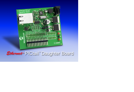 PICtail Ethernet Board
