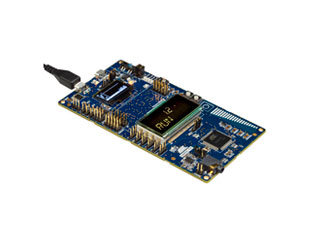 Evaluation Kit for the SAM4LC Cortex Microcontroller