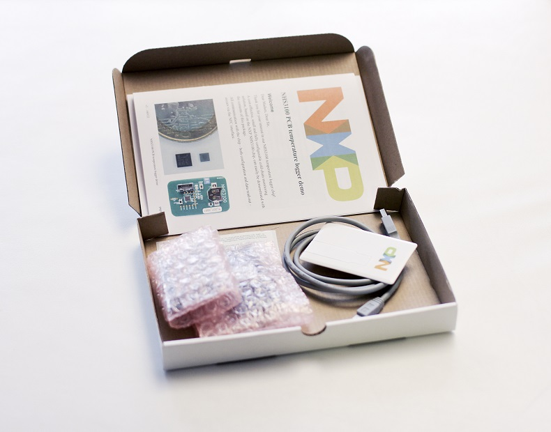 NHS3100 Starter Kit for Temperature Monitoring