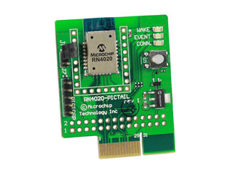 RN-4020 Bluetooth Module Pictail Plus Daughter Board
