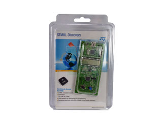 Discovery kit for STM8L series - with STM8L152C6 MCU