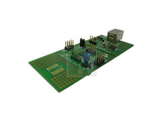 Discovery kit for STM8S Value Line - with STM8S003K3 MCU