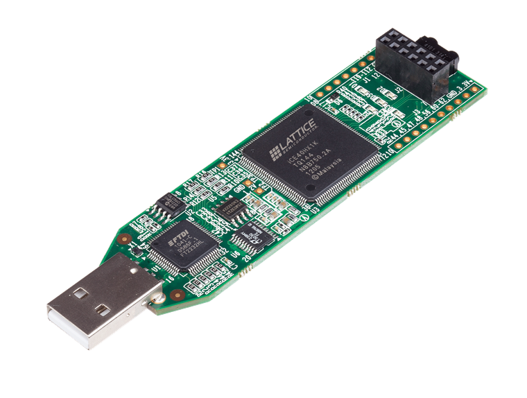 USB thumb drive form factor evaluation board