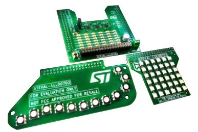 Evaluation kit for the LED1202 12-channel low quiescent current LED driver